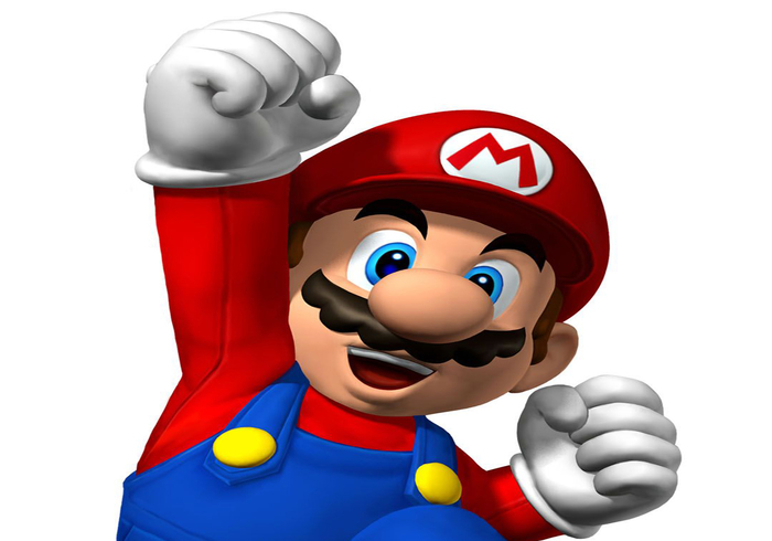 Supermario Brush Avec Facebook logo
