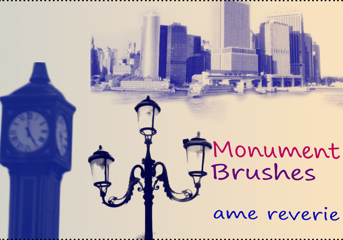 Monument Brushes