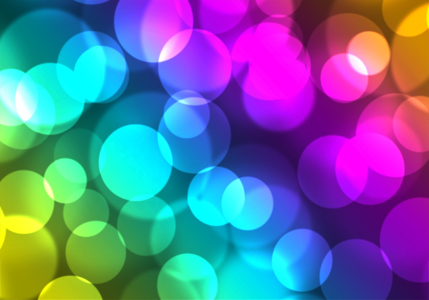 how to achieve bokeh background