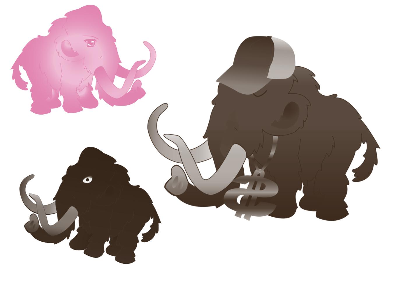 mammoth deutsch