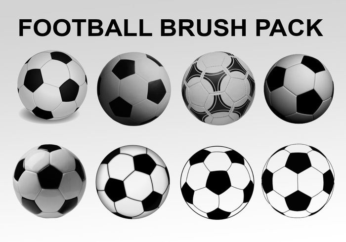 Football Brushes