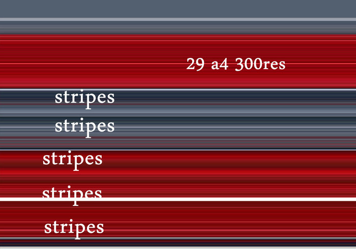 29 free stripes