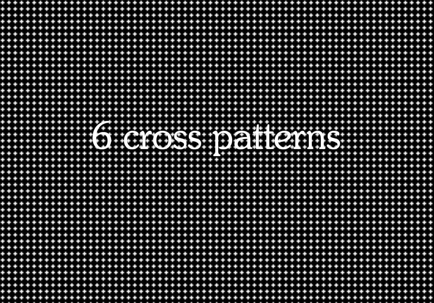 Free Cross Patterns