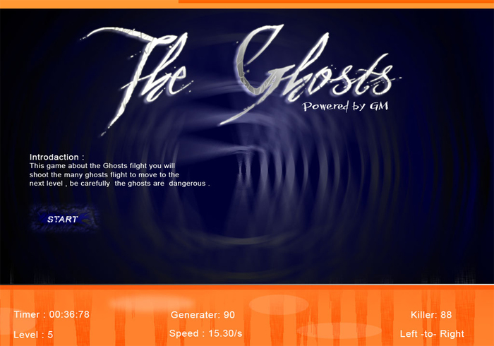 The Ghosts Game
