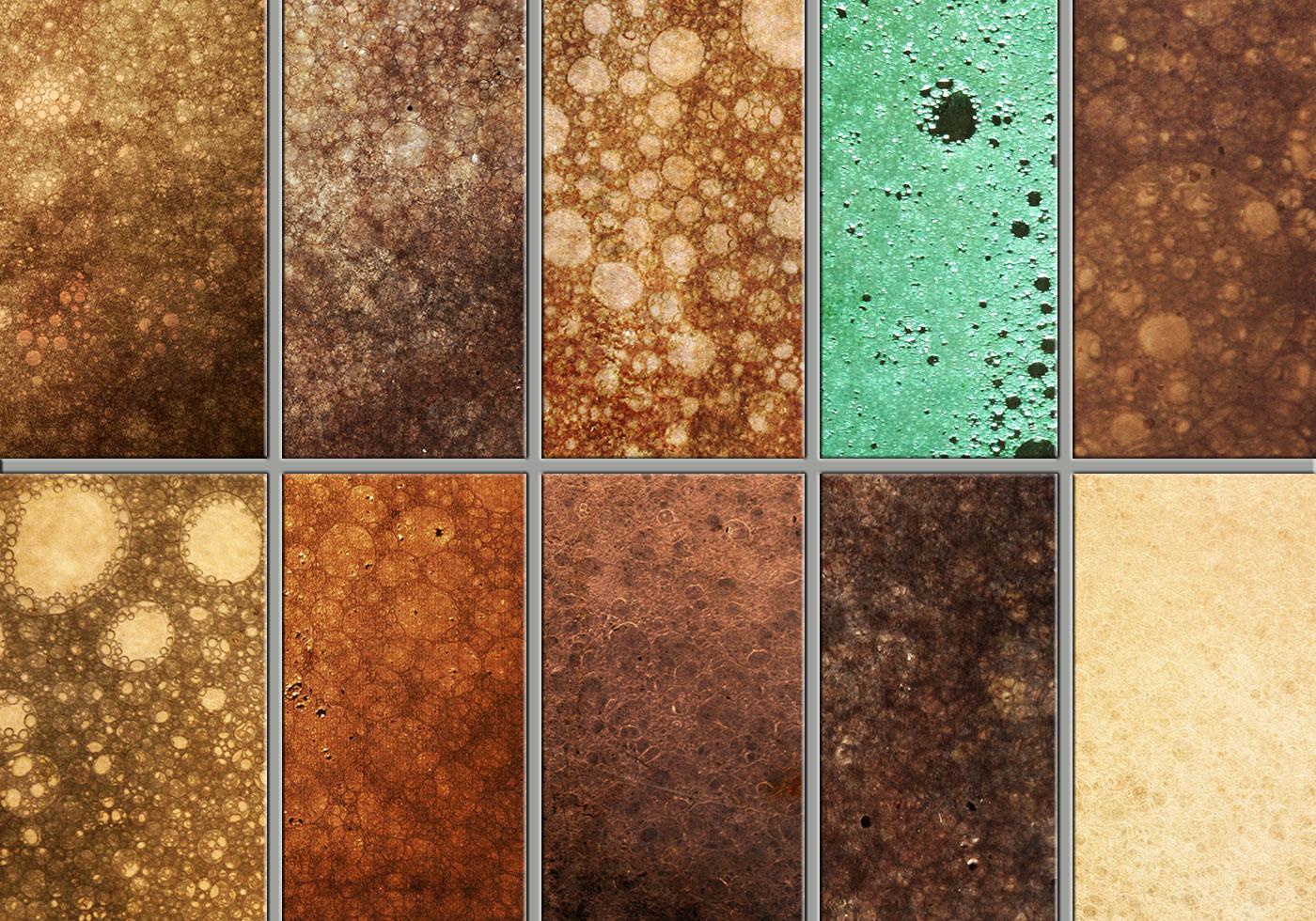 Grungy Bubble Textures - Free Photoshop Brushes at Brusheezy!