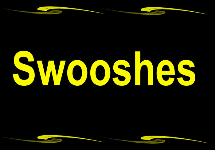 Swooshes Brushes
