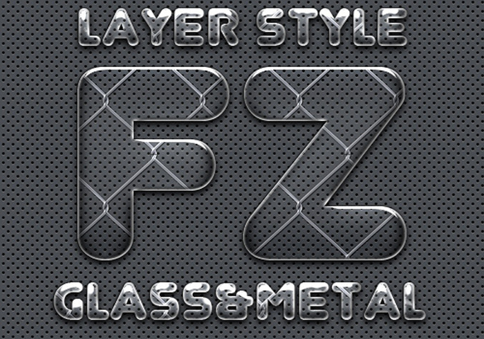 Glass and Metal Style