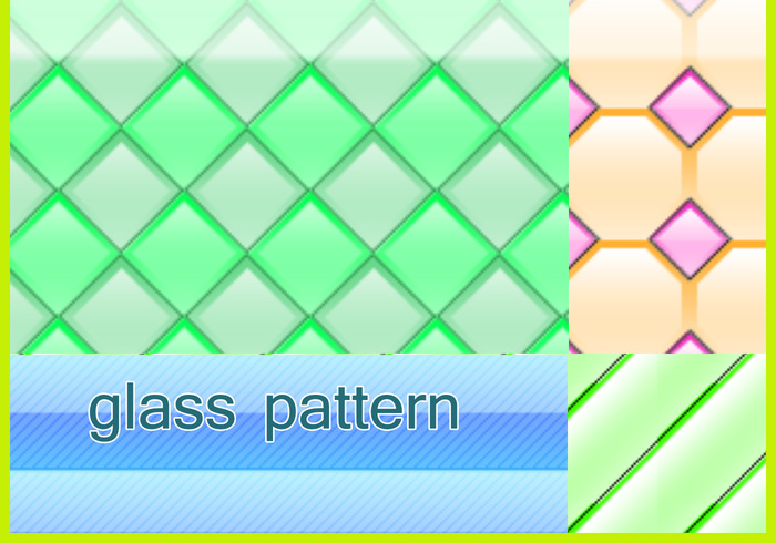 glass pattern