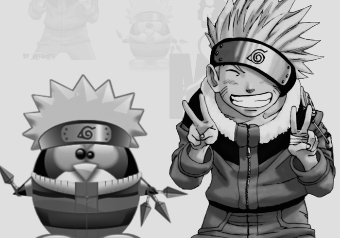 Naruto Brushes
