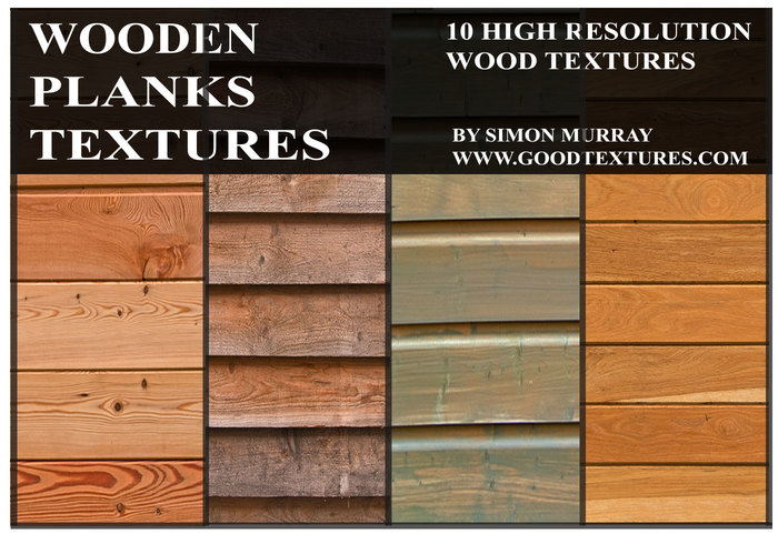 Houten Planken Texturen