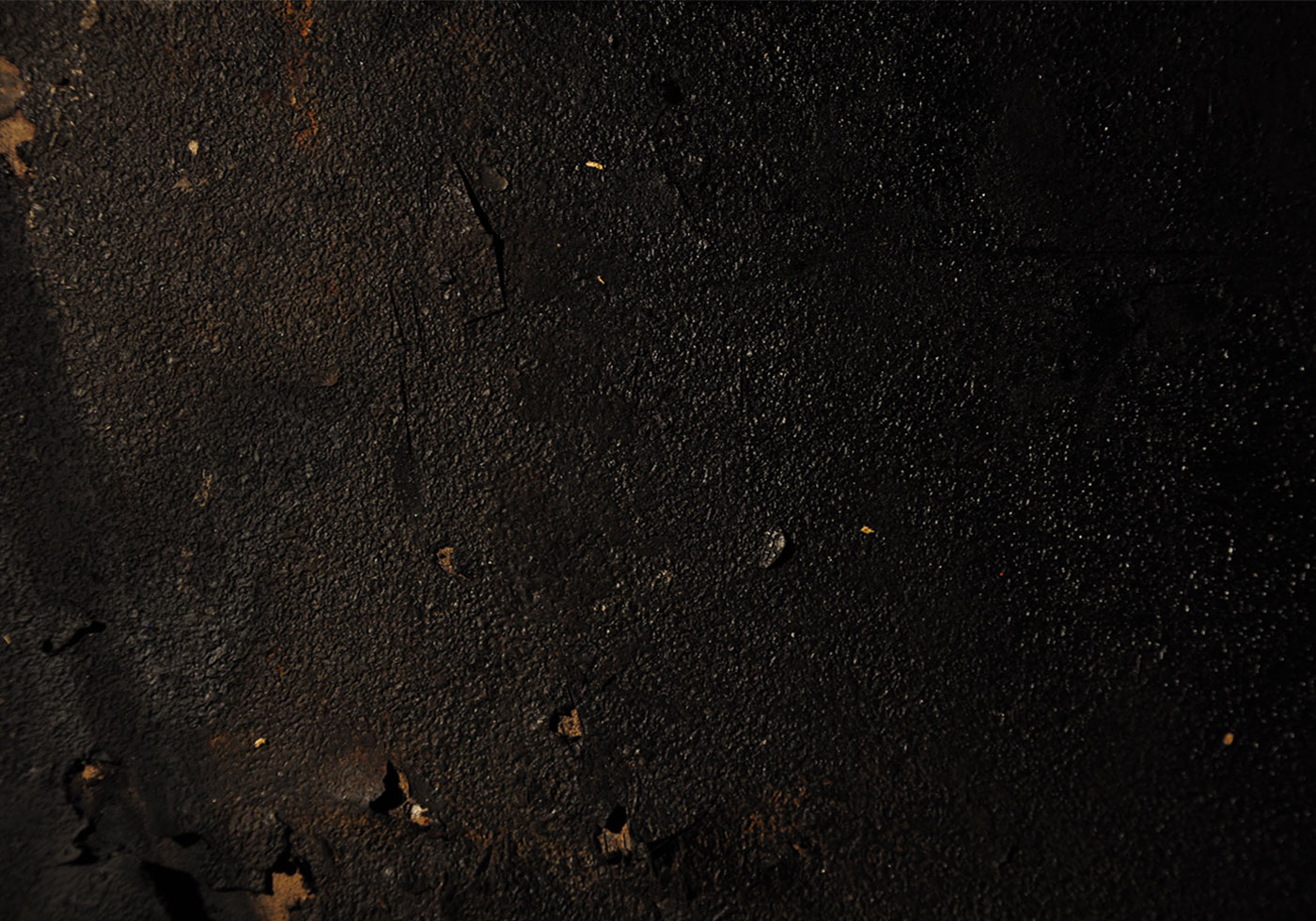 Free Grungy Dark Painted Texture