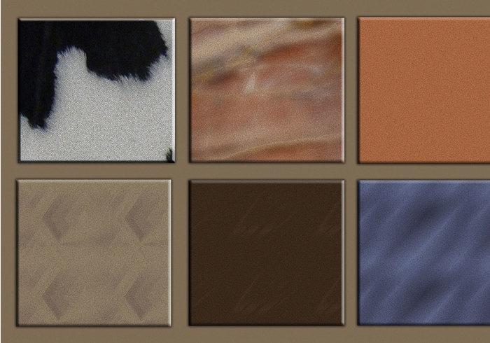 Gebackene Erde Texturen