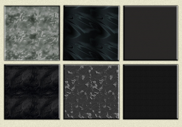 Black 1 Texture Pack