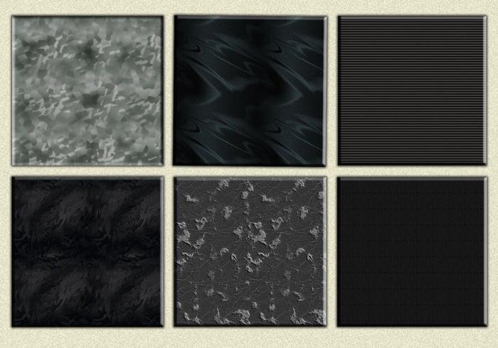 Zwart 1 Textuurpakket
