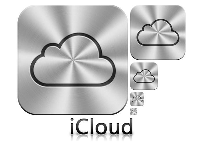 Icône Apple iCloud