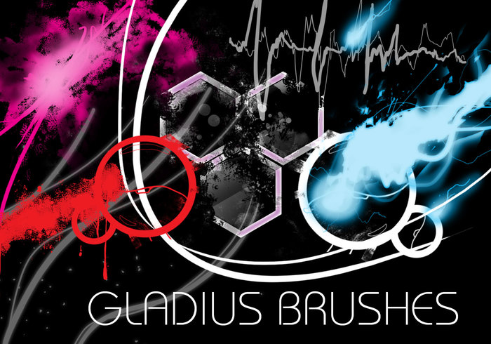 Gladius Brushes