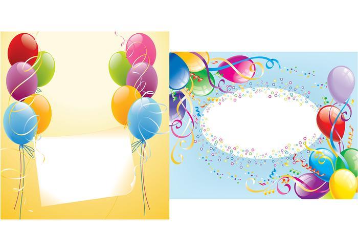 Party-Tags Photoshop Wallpaper Pack