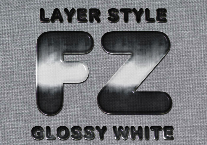 Photoshop Layer Style N.11