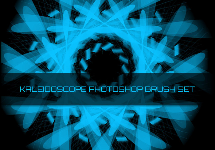 Kaleidoscope Brushes