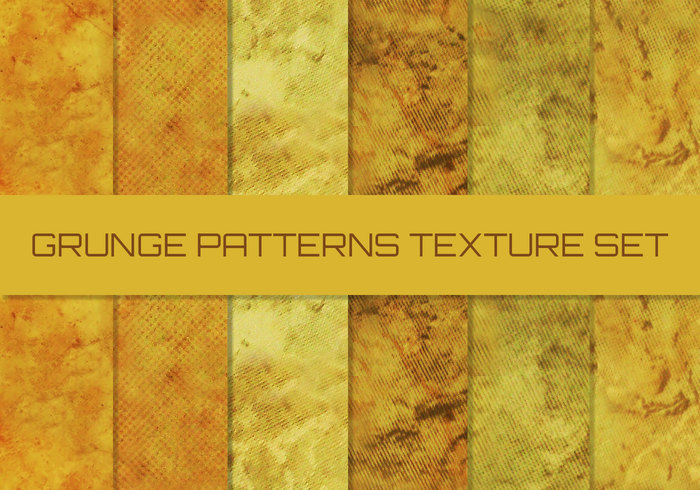 Beige Grunge Patterns