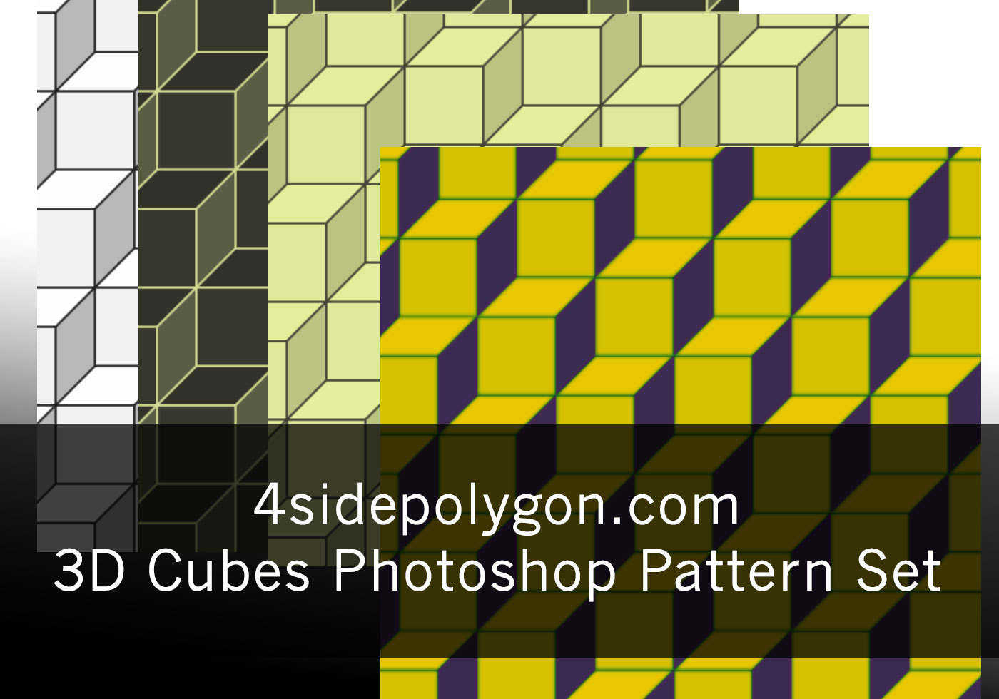 3D Cube Patterns - Free Photoshop Brushes at Brusheezy!