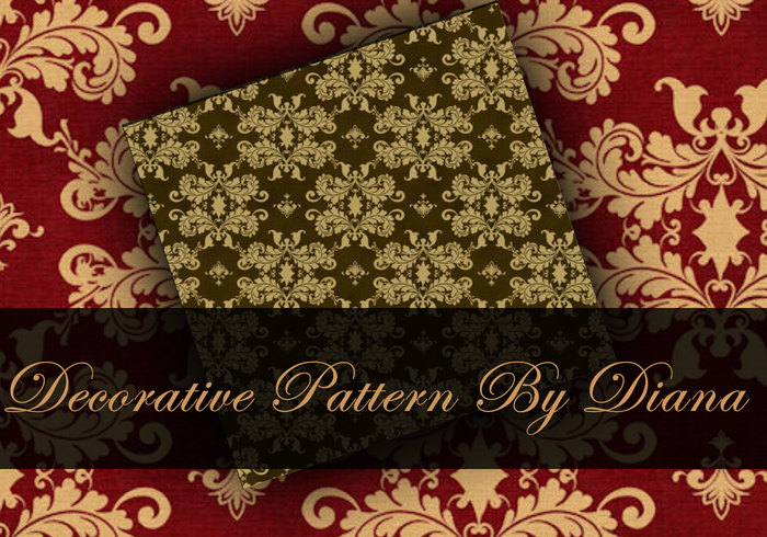 Decoratieve Patronen