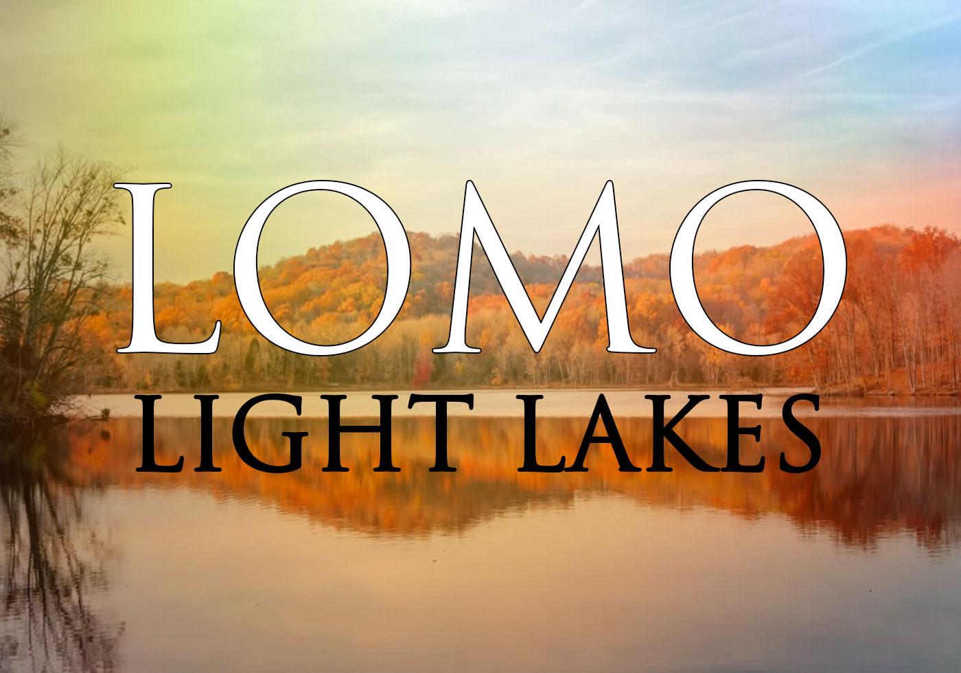 lomo light leaks