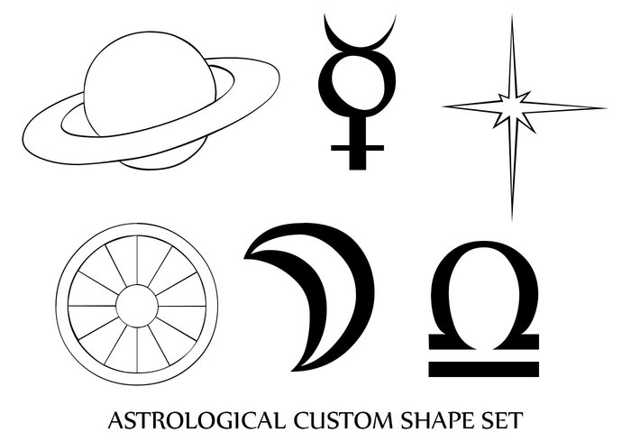 Astrological shapes