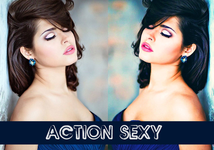 Action Sexy