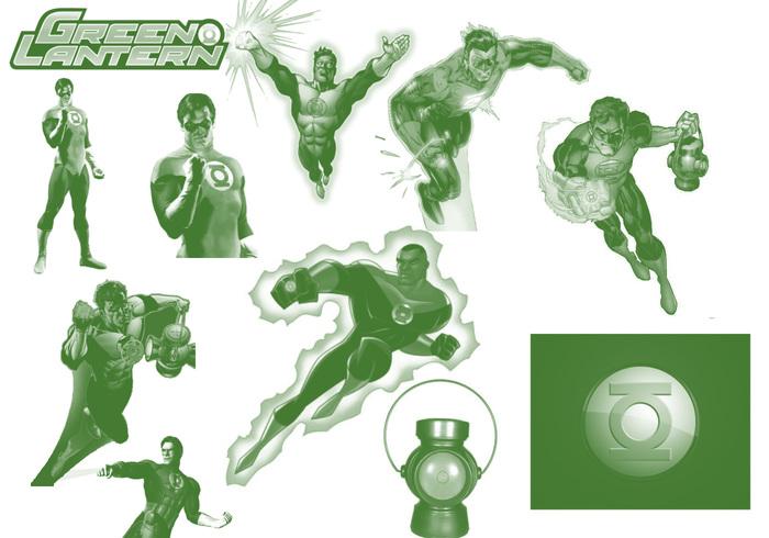 La lanterne Verte