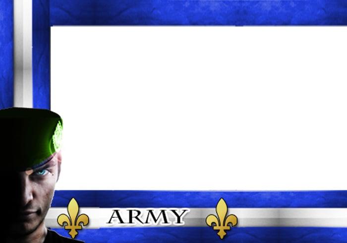 Armée psd