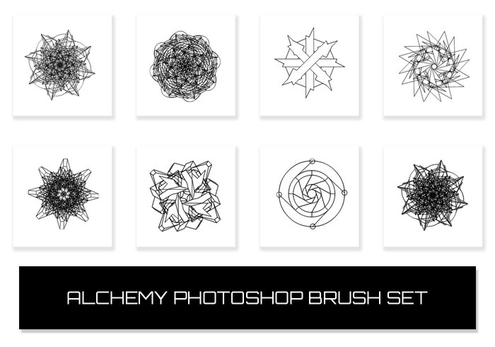 Alchemy Brushes