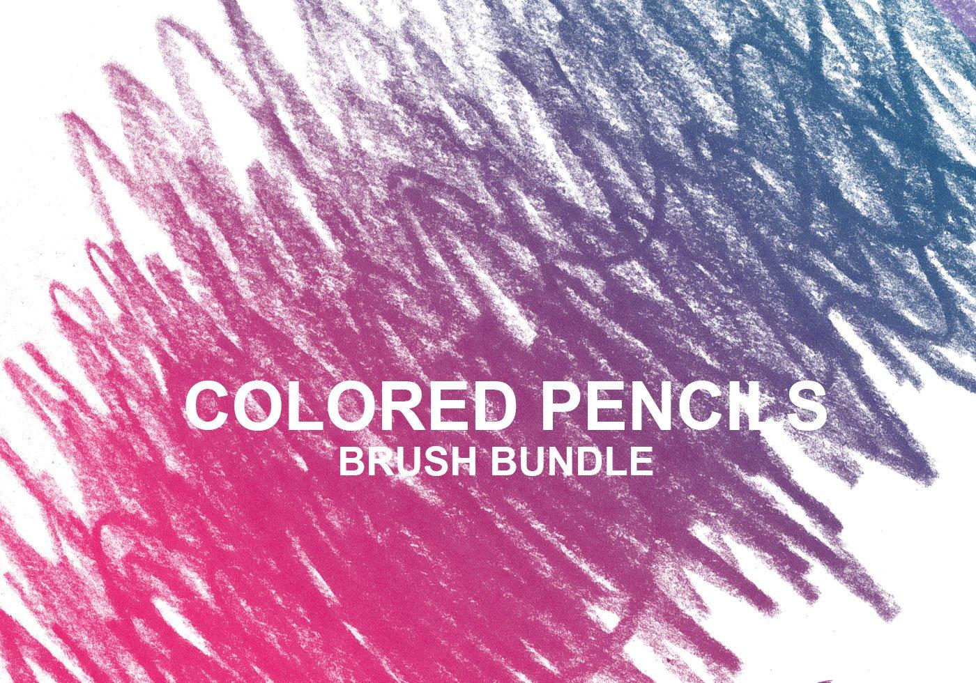 Pencil Free Brushes - (637 Free Downloads)