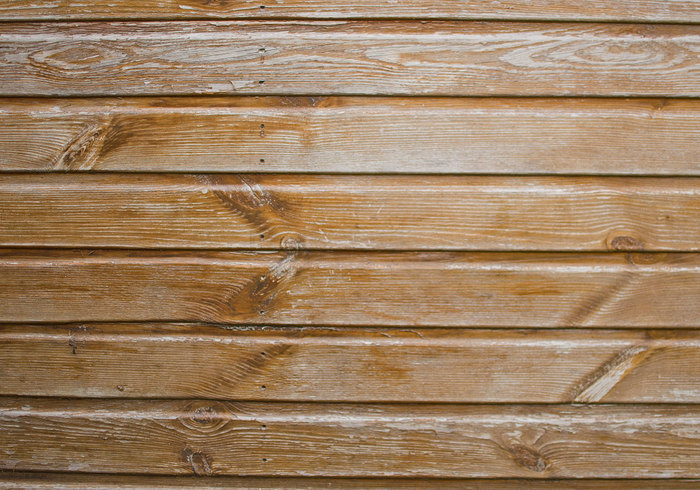 Slatted Wood