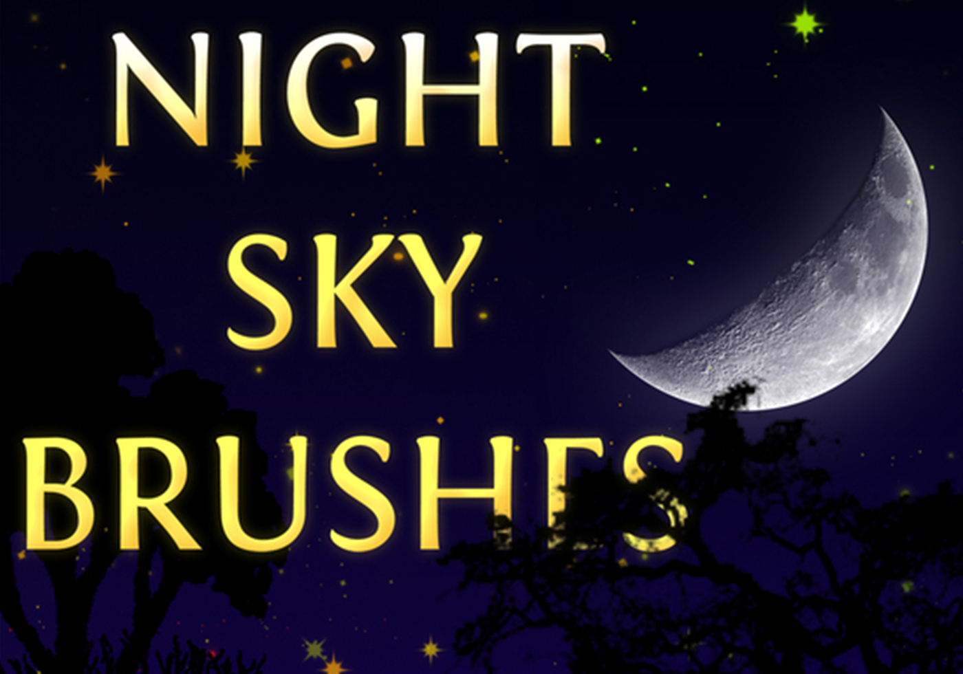 Night Sky Free Brushes by xara24 | Free Photoshop Brushes ...