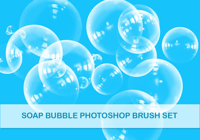 5 Soap Bubble Brushes