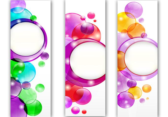Fondos de pantalla de Bubble Header Photoshop