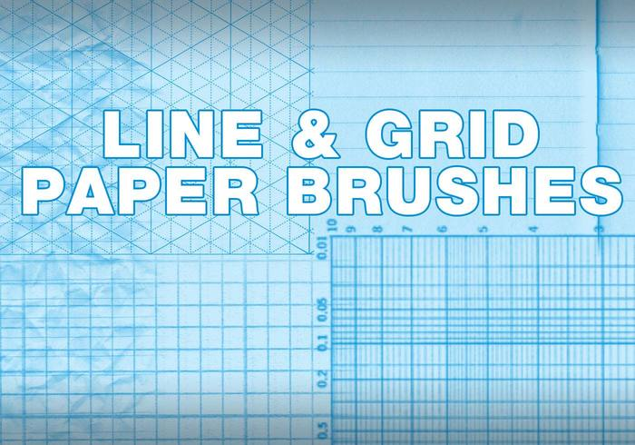 Lines Amp Grids Paper Free Photoshop Brushes At Brusheezy