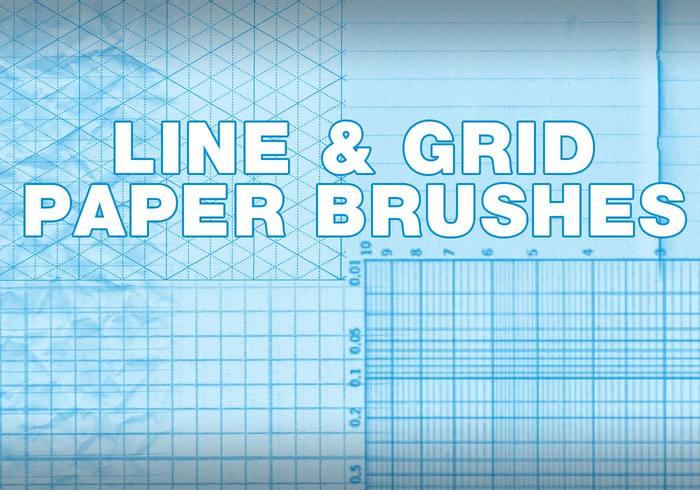 Lines & Grids Paper