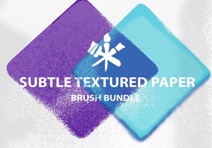 Subtiele Papier Texturen