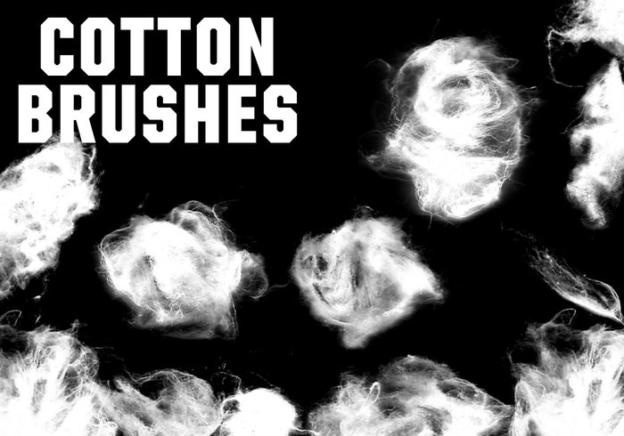 Cotton Brushes