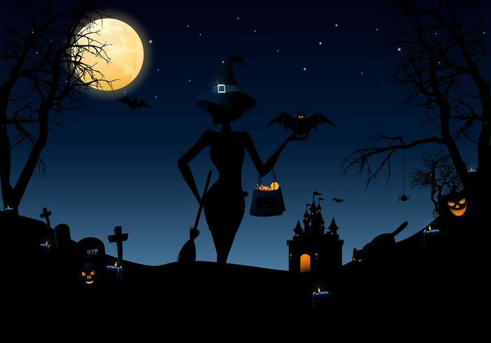 Paquete de cepillos de Halloween Nights