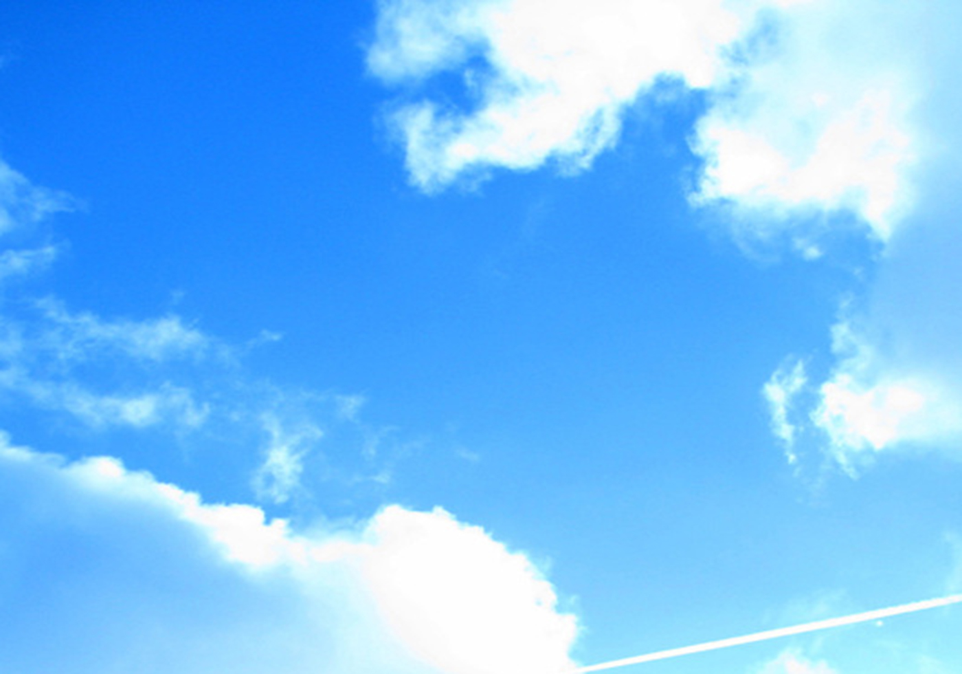 Free Cloud Pattern