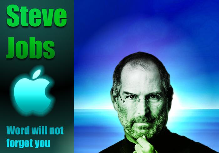 Steve jobs psd