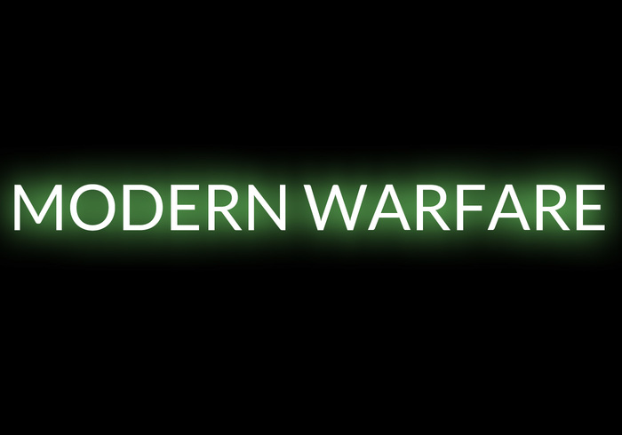 Call of Duty Modern Warfare's Style