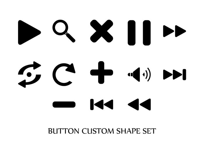 Media Button Kit RE