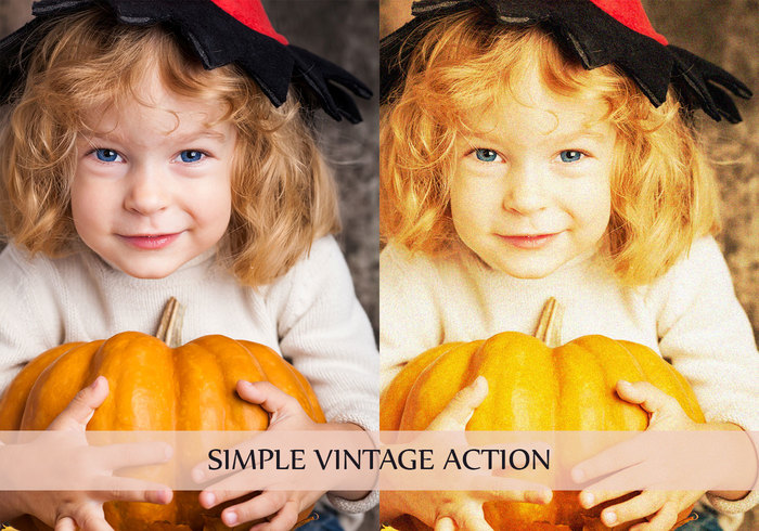 SimpleVintage PSE/PS Action