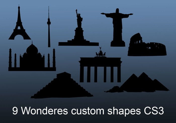 9 Wonder Shapes