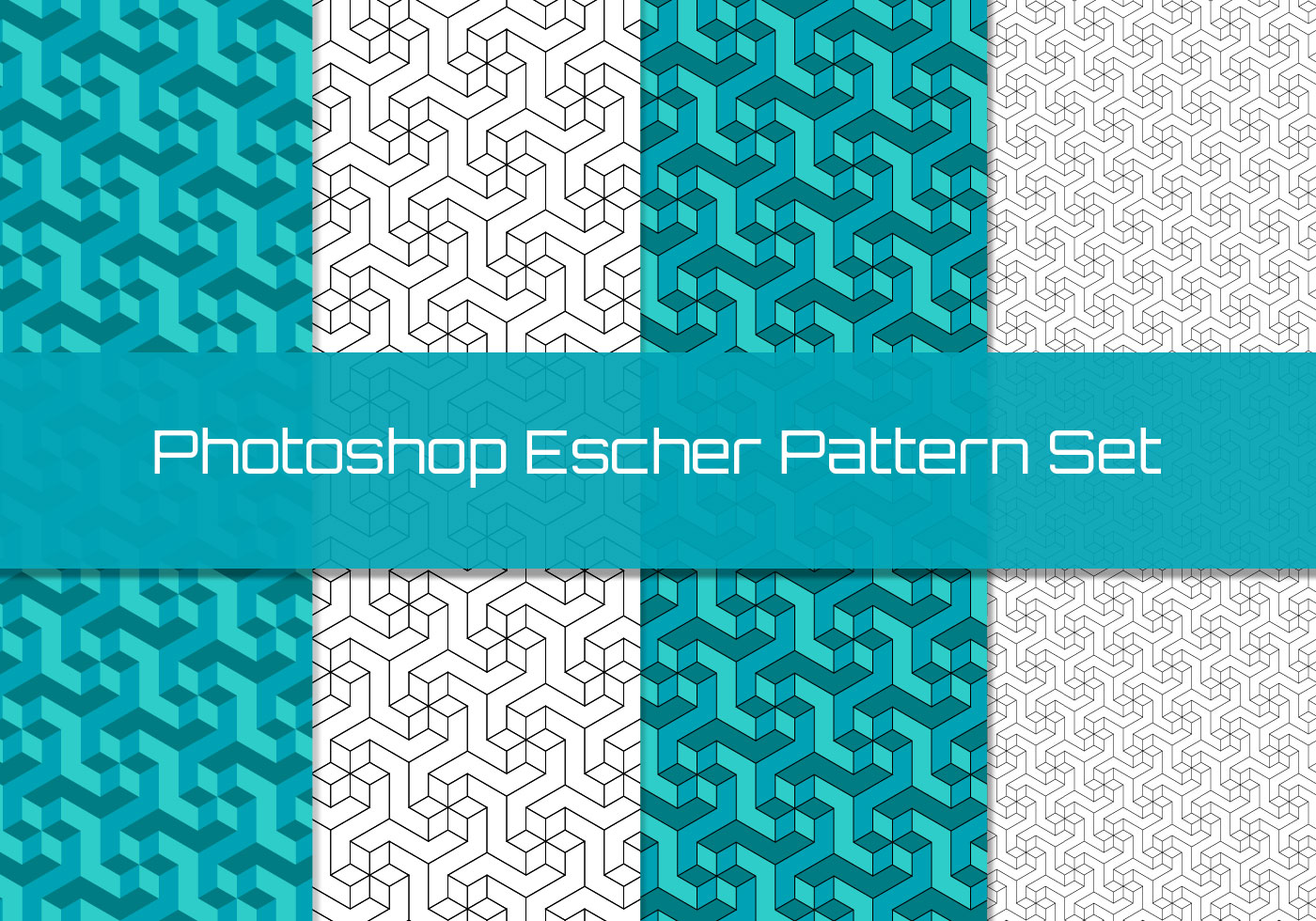 Geometric Design Patterns To Color