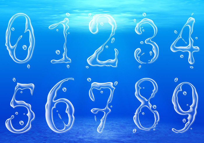 Number of water